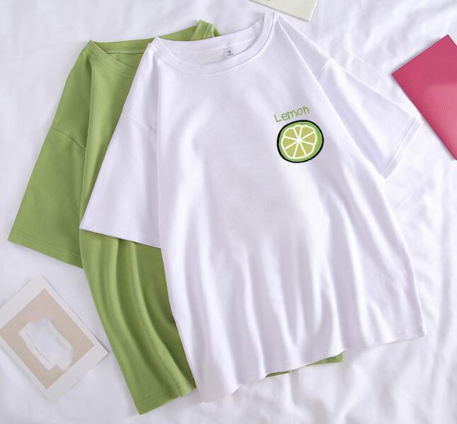 2020★夏新品★カジュアル★学生★Tシャツ★半袖★女の子★2色M-XXL