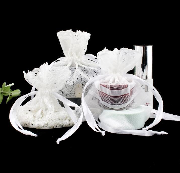 ★人気商品★チュール巾着 巾着袋 ★プレゼント 包装飾り★10*11cm