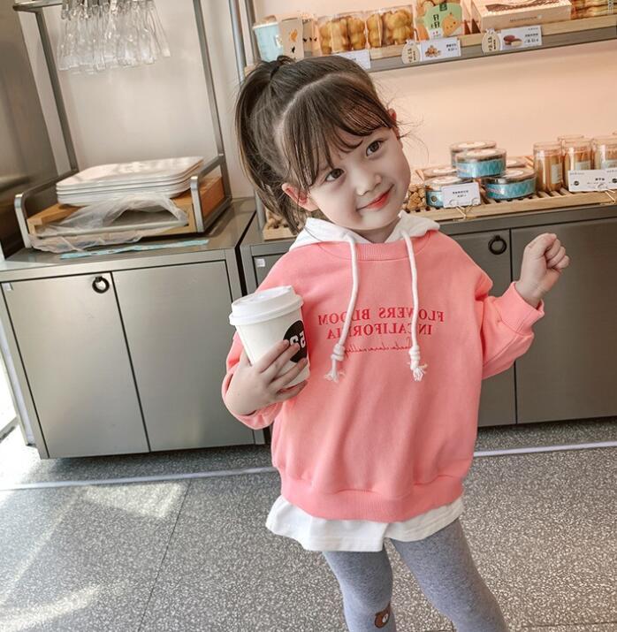 2020年秋新品★★子供服 トップス スウェット★90-150cm★2色