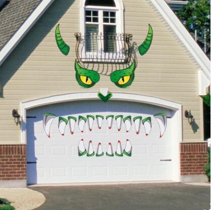 新作★お買い得★DIY壁紙★壁ステッカー★貼り紙★壁装飾★happy halloween 150x110cm