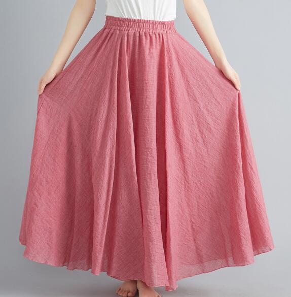 2020★秋冬新作★ファッション★半身スカート★7色