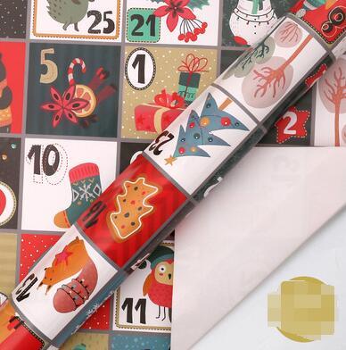 DIY★プレゼント包装紙★手作り 手芸用品 包装紙  (*´∀`*)可愛い!!