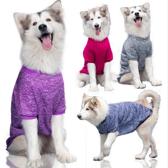 2021年新作★素敵なペット服★可愛い★秋冬犬服★ ニットシャツ★愛犬大変身★3XL-9XL