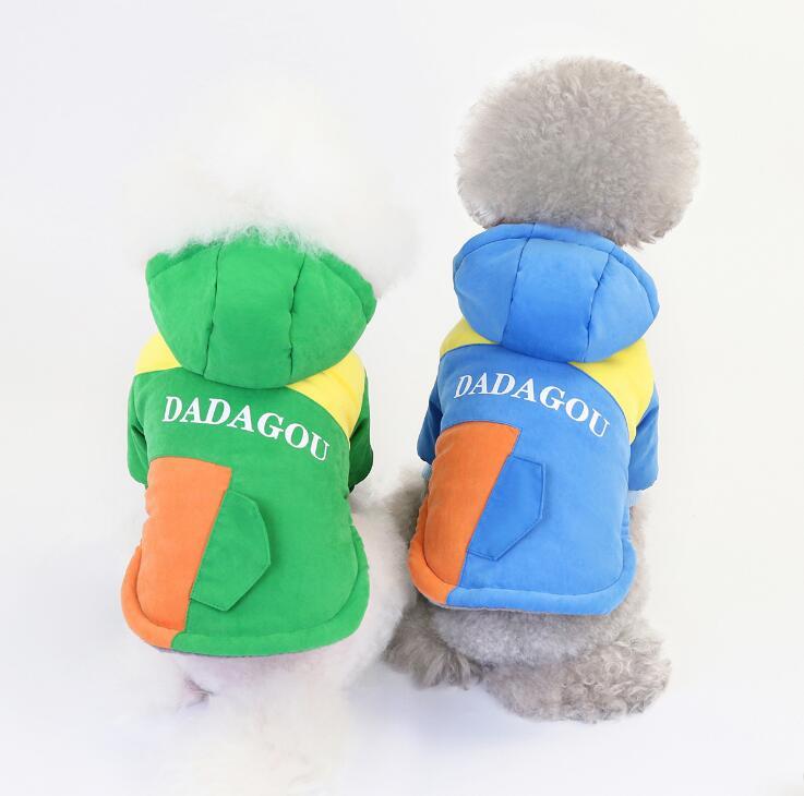 2021新品★コート★ペット用品★ペット向け★ペット服★小型犬服★可愛い★2色★S-2XL