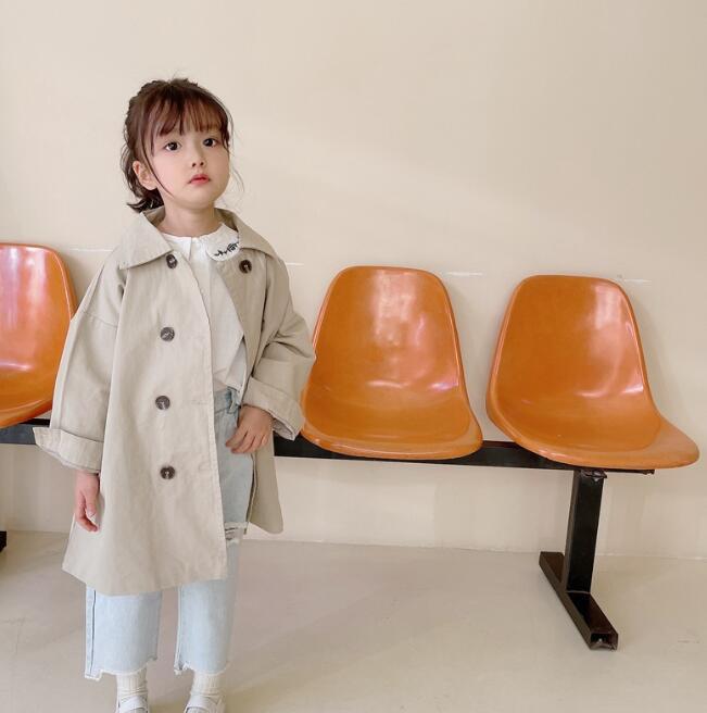 2021新品★春夏★子供服 コート 2色★80-130cm★