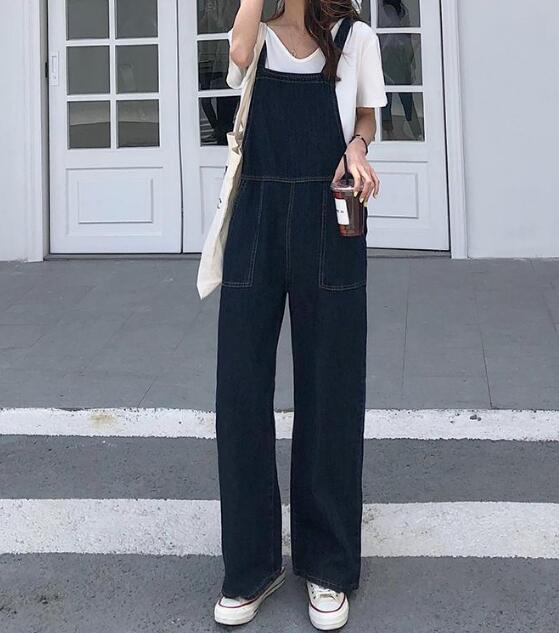 夏新型★レディース ファッション★出かけ サロペットパンツ 連体服 S〜L★