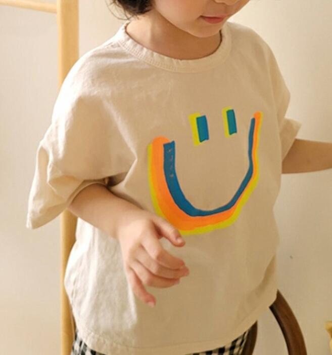 格安★2021年新作★キッズ用服装★トップス★Tシャツ★3色★80-130