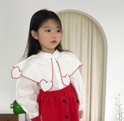 新作★大人気アパレル★女の子子供服★キッズ服★トップス★シャツ★ブラウス★