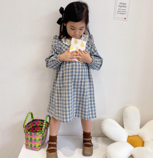 2021秋新作★大人気アパレル★女の子子供服★キッズ服★可愛いワンピース★ドレス