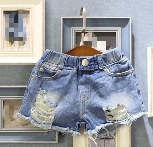 2020★夏新作★ファッション★ジーンズ★子供服★ショートズボン★パンツ★カジュアル★7-17