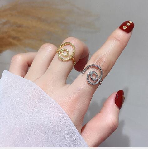 【ニュースタイル !!】★新作人気★リング★アクセサリー★女性の指輪★ 女★