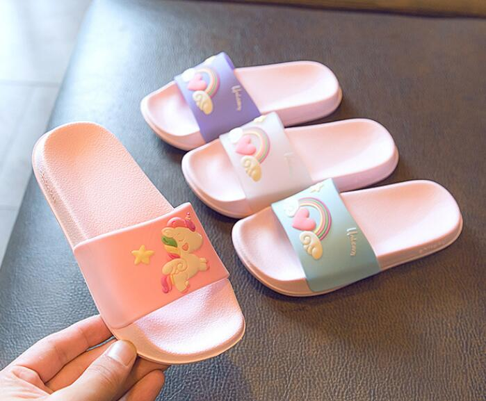 2020新品★子供 靴★可愛いデザイン★ビーチ サンダル スリッパ★キッズ シューズ★4色