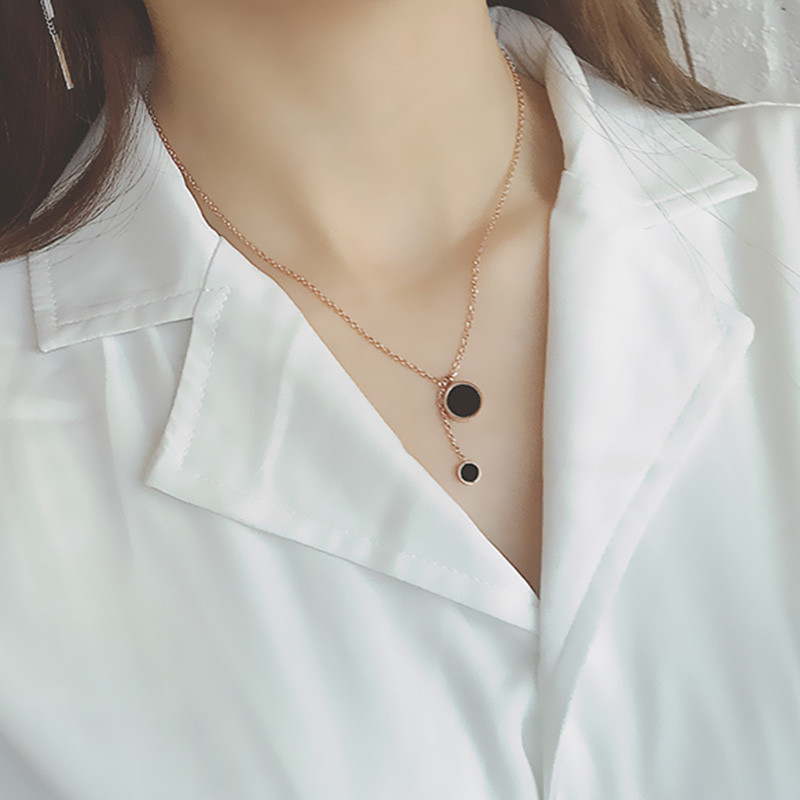 欧米のファッション★レディース★アクセサリー★幾何★気質★ネックレス★人気商品☆彡