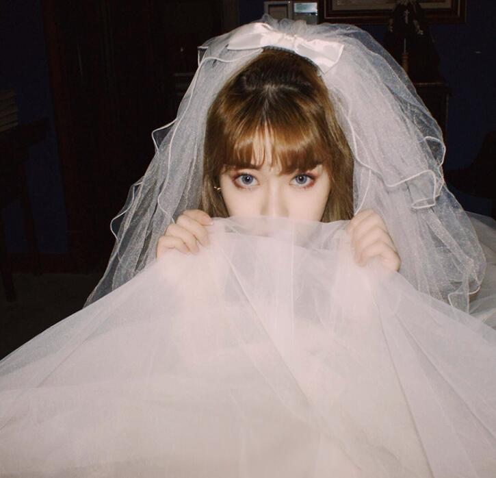 ★新作登場★結婚式用ヘアアクセサリー★エレガント感溢れ お嫁用のベール