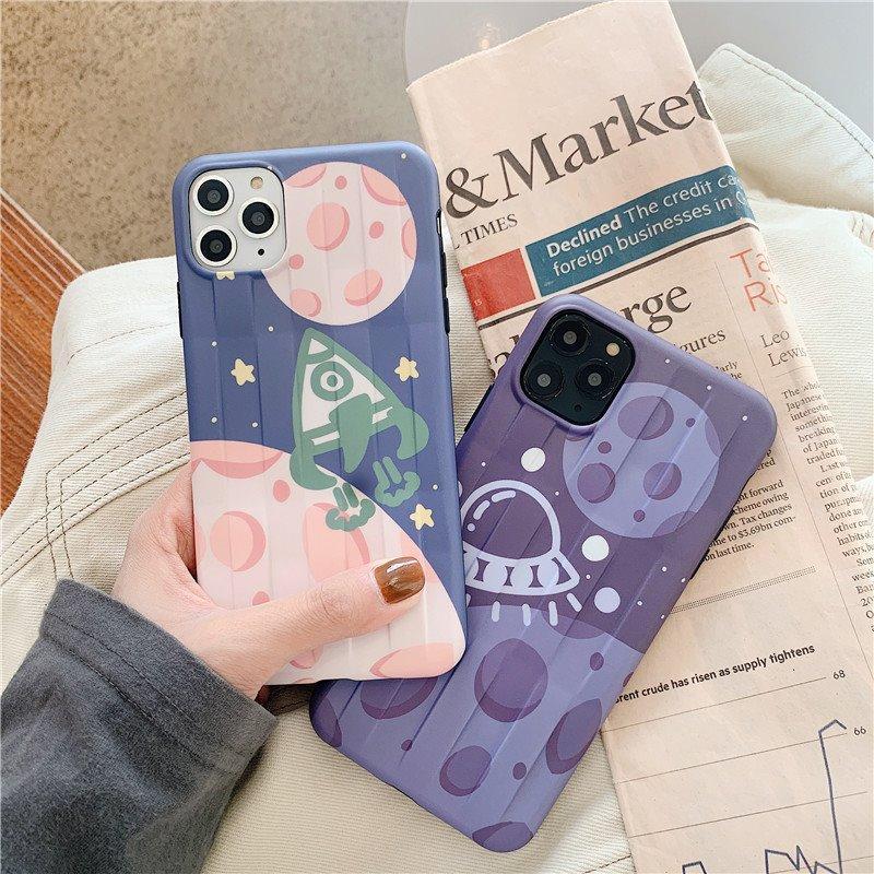 iPhoneケース★ iPhone11 11pro 11proMAX X/XS XR XSMax★スマホケース★紫色★保護ケース