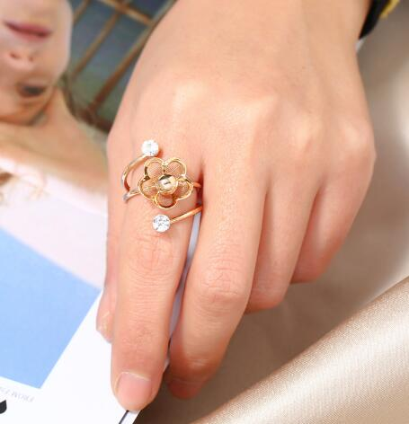 【ニュースタイル !!】★新作人気★リング★アクセサリー★ファッション 指輪★