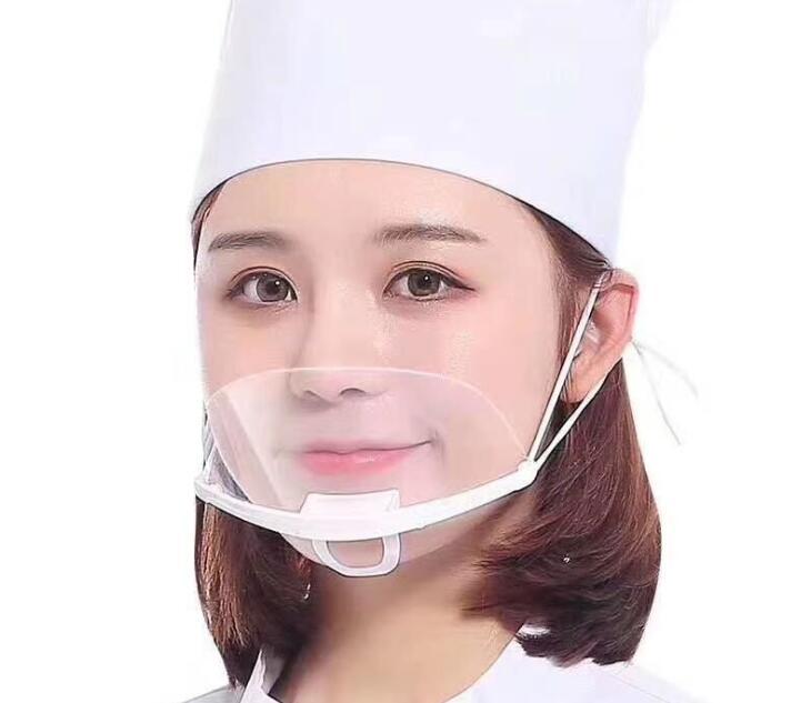 マスク★使い捨てマスク★大人用★食品用★よだれ防止★従業員★ホテルやレストラン★透明マスク
