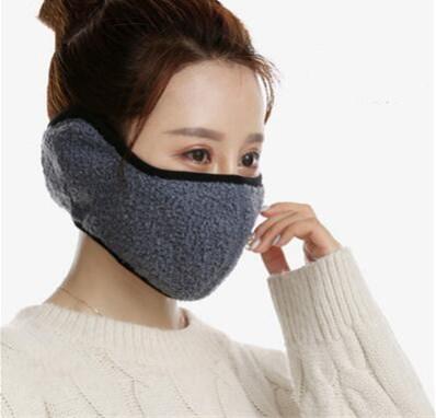 2020★秋冬新作★綿入れのマスク★全顔防護マスク★保温
