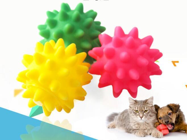 2020年新作★お買得★ペット用品★愛犬用のおもちゃ★玩具★ボール造型★噛む練習