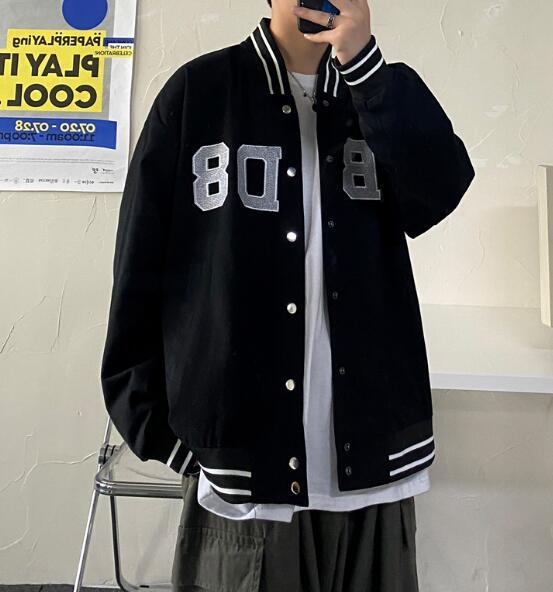 2020年新作★メンズ★何でも合う★コート★トップス★オーバーサイズ★長袖★ジャケット★M-3XL