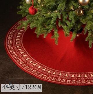 ★2020新入荷★クリスマス装飾用マット★クリスマスツリー装飾用マット★プレイマット★ストール 2色