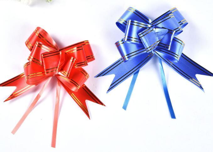 包装用品★プレゼント包装リボン★手作り 手芸用品 リボン 3cm  (*´∀`*)