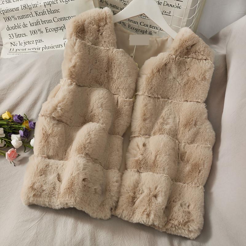 トップス・暖かい毛糸・3色・チョッキ・可愛い・レディース・ファッション・新品