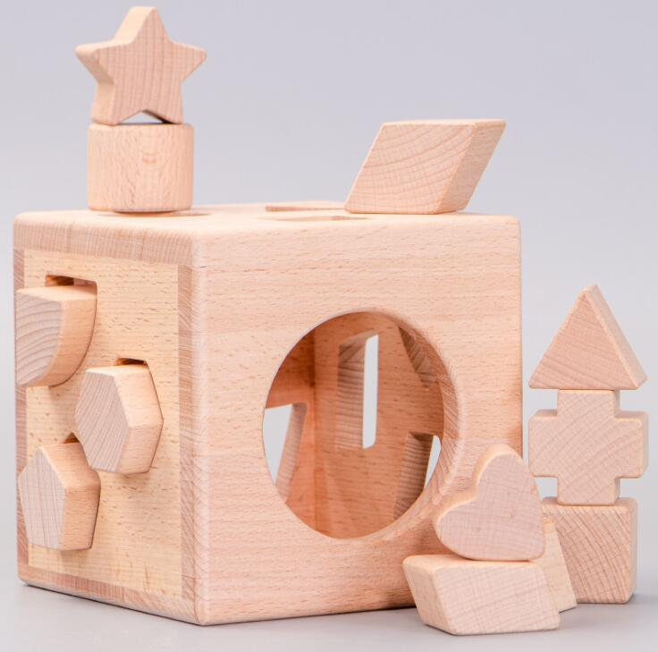 子供用品★知育玩具★おもちゃ・ホビー★遊びもの 13穴 木製★