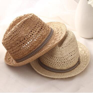 新入荷★メンズ帽子★親子スタイル★春夏 帽子★ハット★草わら帽子★日焼け止め帽子★2色