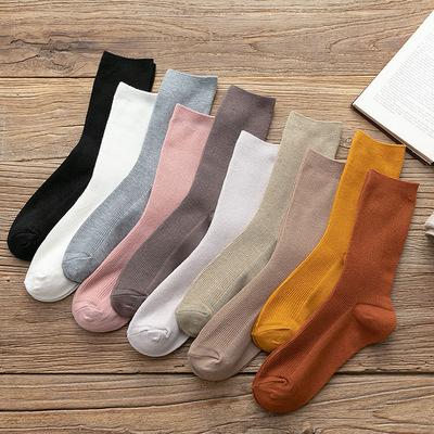 ファッション小物★♪レディース靴下★个性★秋冬で筒ソックス★♪ストッキング♪人気新作★♪