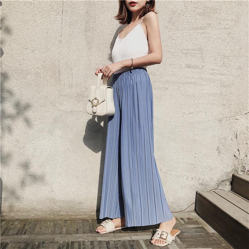 レディース新作★ファッション★ ゆったり・ズボン★スカンツ★スカーチョ★春夏パンツ