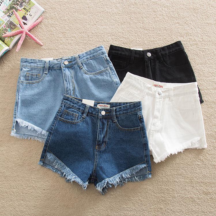 夏款★レデイースズボン★ファッション★ジーンズ★タイツ★个性★高腰★デニムパンツ
