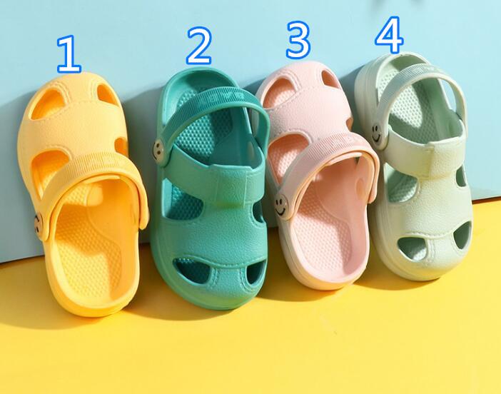 2020夏新作★子供*シューズ*靴★ビーチ*サンダル★スリッパ★滑り防止*男女兼用★4色