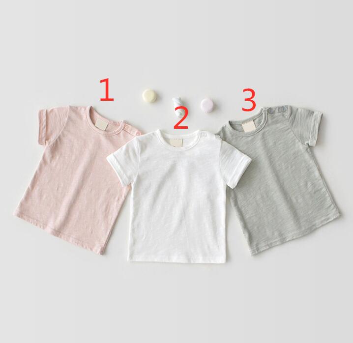 2020新作★ベビー服★超可愛い★tシャツ★半袖★子供シャツ★キッズシャツ★3色66-100