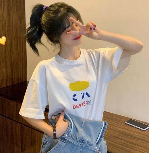 2020★夏新品★激安★おしゃれ★カジュアル★Tシャツ★半袖★M-XXL