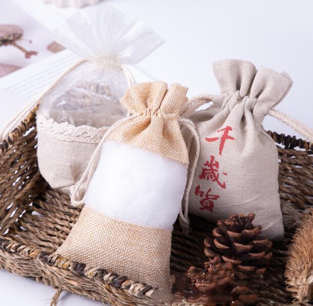 ギフト巾着袋★アクセサリー ネックレス★ 指輪バッグ★プレゼントの袋★小さい袋★収納バッグ