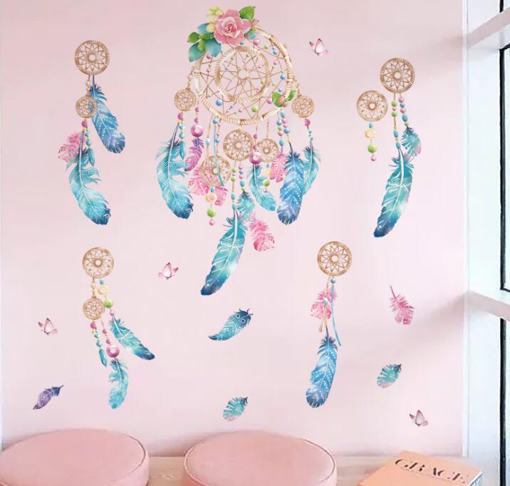 ★DIY★壁紙★欧米風★壁ステッカー★貼り紙★室内 装飾★壁 シール★壁装飾★60*90cm