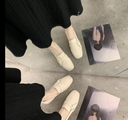 2020年新作★激安★春夏★レディース用★モカシンぺたんこ靴★何でも合う★浅い靴35-39★2色