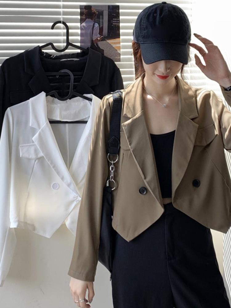 スーツ・コート・長袖・レディース・ファッショントップス・可愛い新品