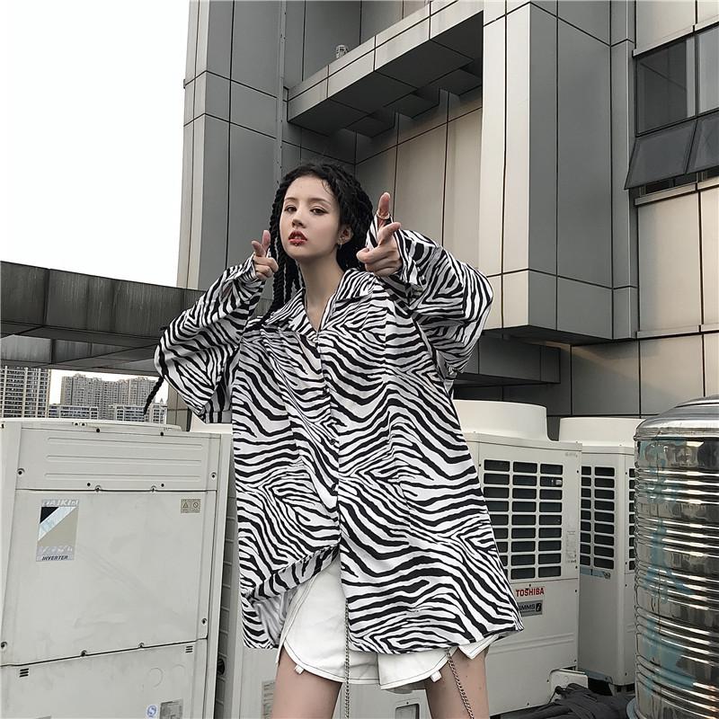 春秋新作/レジャー風/外套/上着/トップス/シャツ/男女通用外套