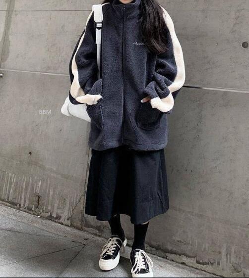 2020★秋冬新作★ファッション★コート★外套★上着★長袖★保温★M-3XL