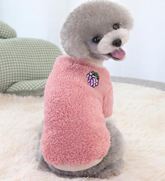 2020★超人気★超可愛いペット服★犬服彡★猫犬用品★4色S-XXL