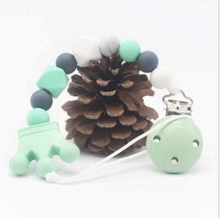 2020大人気★インテリア★子供木質おもちゃ★可愛い動物装飾★赤ちゃん用おしゃぶりホルダー