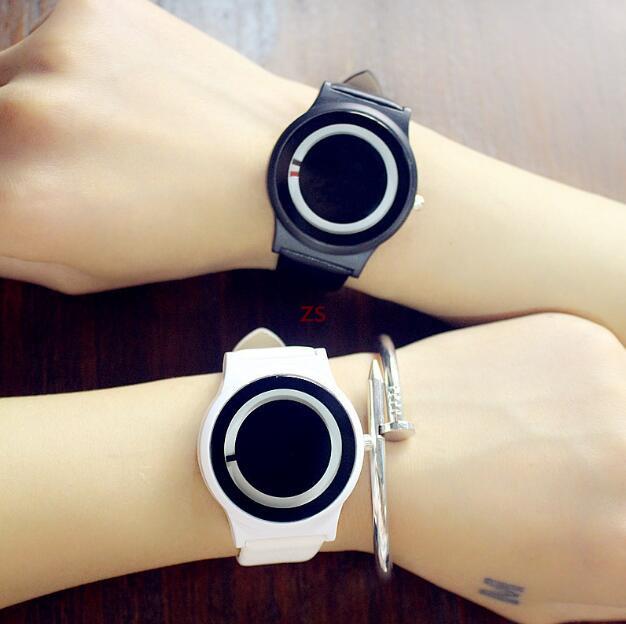 コンセプト腕時計★シンプル時計★男女兼用★カップル★ファッション★2色
