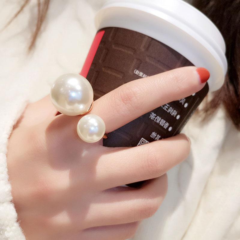同梱でお買得★素敵★可愛いリング★アクセサリー★真珠★女性の指輪★流行商品