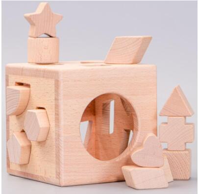 新作★大人気★知育玩具★おもちゃ・ホビー★遊びもの★木製★13穴