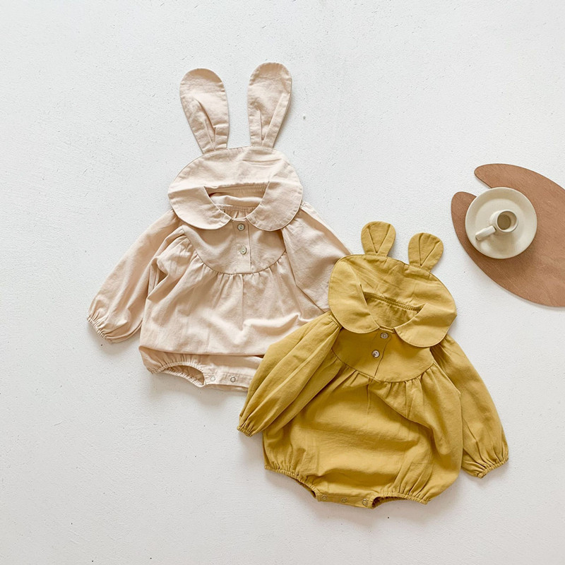 【2021新作】★♪キッズ服 ★子供服ファッション★♪長袖 ★♪ カバーオール★♪連体服★♪女の子★♪