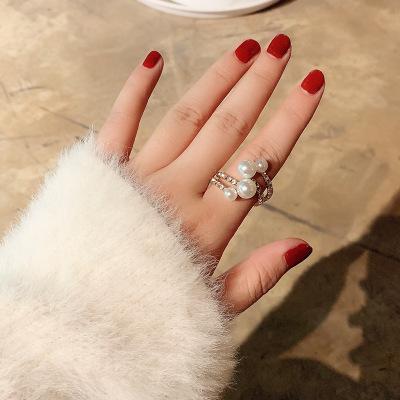 同梱でお買得★素敵★可愛いリング★アクセサリー★ストーン女性の指輪★流行商品