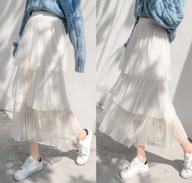 2021★春夏新作★半身スカート★4色M-2XL