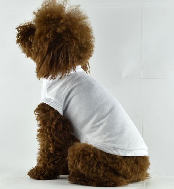 2021★春夏新作★無地★超人気★Tシャツ★ペット服★犬服彡★猫犬用品★5色XS-XXL